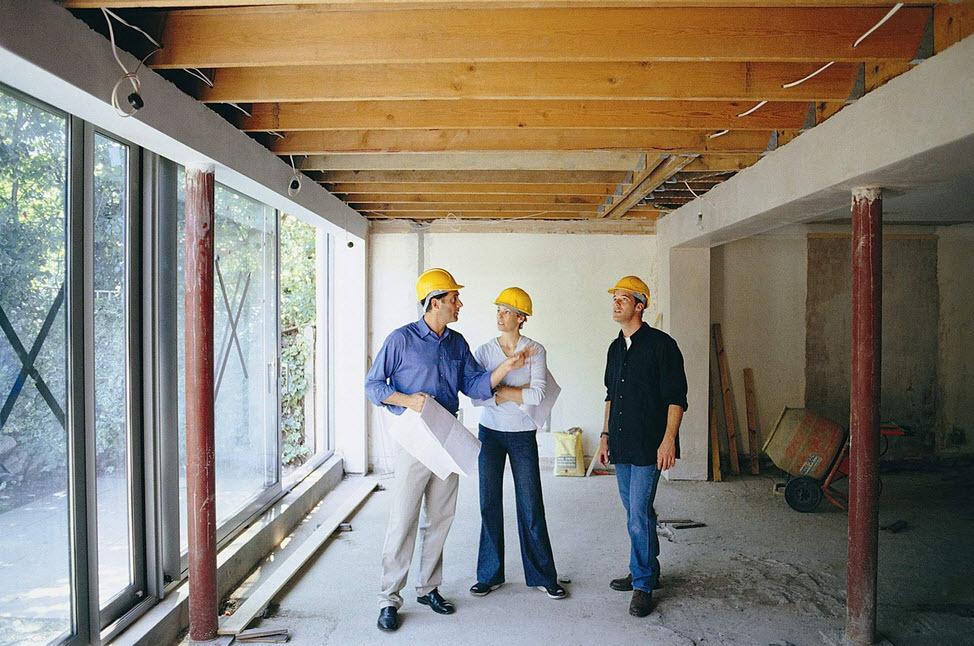 недоделки при строительстве